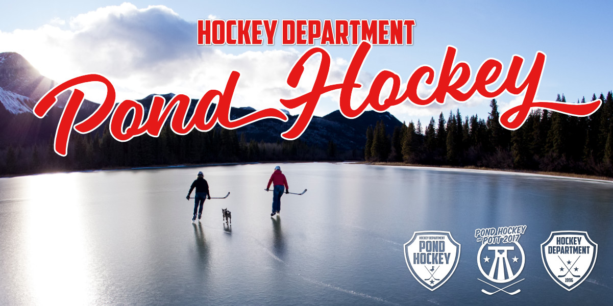 Hockey Department Pond Hockey