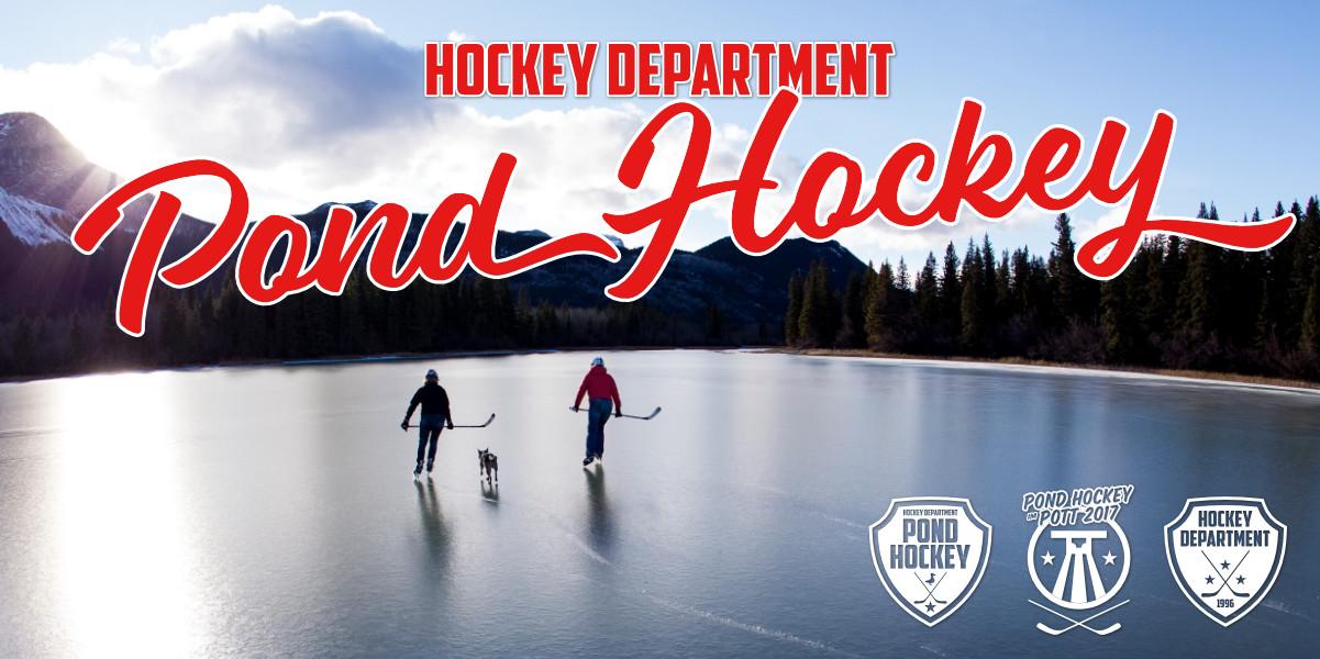 Hockey Department Pond Hockey