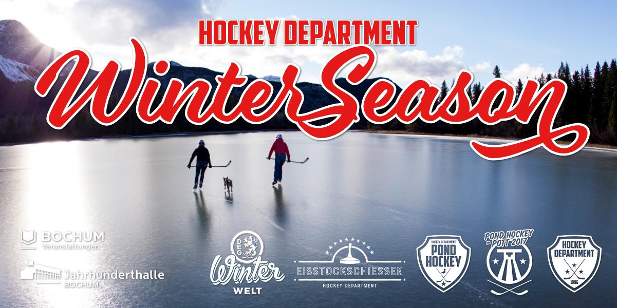 Hockley Department Winter Saison